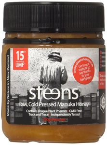 Steens Raw Manuka Honey UMF 15+