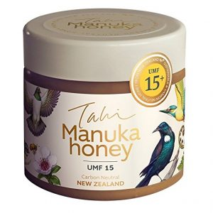 Tahi Raw Manuka Honey UMF 15+