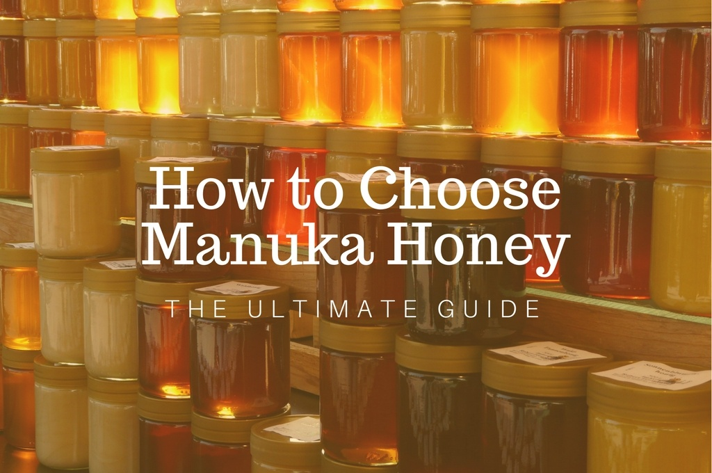 How to Choose Manuka Honey