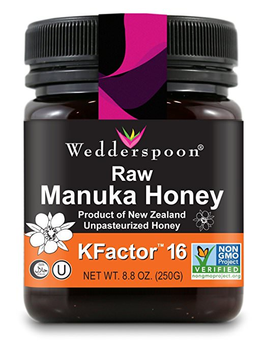 Wedderspoon Manuka Honey Review